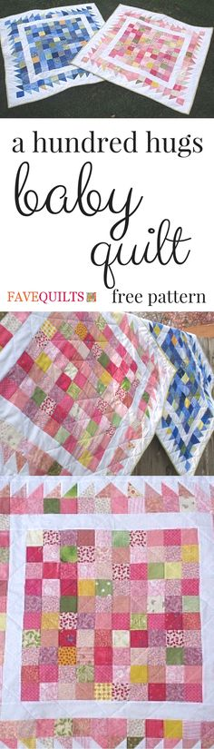 Nine patch quilt block patterns are very popular right now, and you can learn how to change your quilting routine with this easy variation.