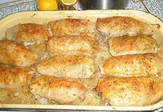 Bravčové závitky s kyslou kapustou Slovak Recipes, Poultry, Ham, Food To Make, Chicken Recipes, Pork, Food And Drink, Cooking Recipes, Favorite Recipes