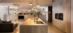 Kitchen designed by Schmidt Studio Apartment Decorating, French Furniture, Cuisines Design, Home Remodeling, Kitchen Remodel, Sweet Home, New Homes, House Design, Dining