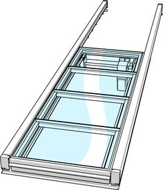 Roof hatch with retractable ladder roof access ideas hatch for Velux motorizzato