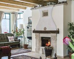 kandallók Home Decor, Terracotta, Decoration Home, Room Decor, Home Interior Design, Home Decoration, Interior Design