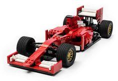 Lego Ferrari 2015 Formula 1
