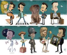 Adorable tribute to Tom Hanks most famous performance