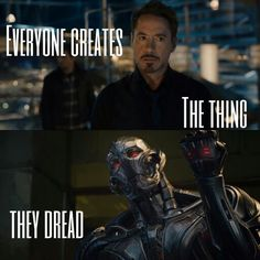 age of ultron. Totally unique storyline