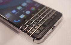The new BlackBerry Mercury is at CES: hands-on preview | PhoneArena reviews  http://www.phonearena.com/news/Classic-design-bridges-the-path-to-BlackBerrys-future-hands-on-with-the-BlackBerry-Mercury_id89755