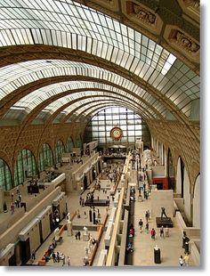 Musée d'Orsay, Paris VII.
