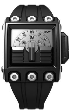 RSW Outland Swiss Automatic -Stainless Steel