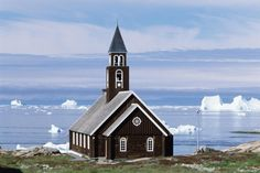 Destino invernal de este verano: Groenlandia