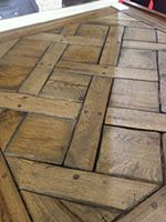Eco Flooring UK | Reclaimed Parquet De Versailles Tiles