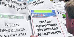 Aún persisten serios riesgos contra la libertad de expresión, desde el acoso a los medios hasta el asesinato de periodistas. AFP