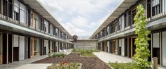 Update: Student Housing in Sant Cugat del Vallès  / dataAE + HARQUITECTES © Adrià Goula