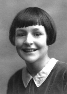 1920s bobbed hair