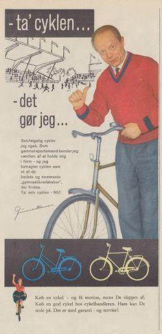 Tilbage til Datiden - gamle danske reklamer og andet godt: 60'erne