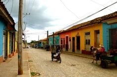 Trinidad: Pastelliger Traum auf Kuba