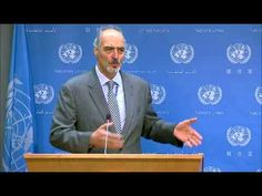 Syrian Elections Observers Report to UN - YouTube