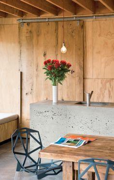 wood interiors    #eating area  #interiors