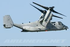 Bell-Boeing MV-22B Osprey - USA - Marines | Aviation Photo #1648538 | Airliners.net