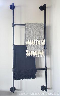 DIY Piping Ladder