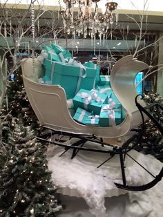 Tiffany's NYC Christmas 2013 - love it there