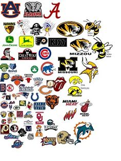 Mascots and Logos!