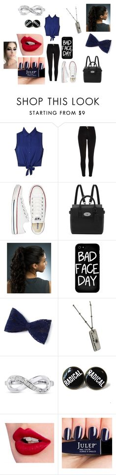 """Untitled #143"" by xxstay-weirdxx ❤ liked on Polyvore featuring Ally Fashion, River Island, Converse, Mulberry, Local Heroes and Charlotte Tilbury"
