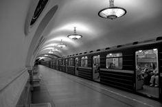 Saint Petersburg's subway