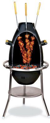 Nipoori Tandoori Skewer Charcoal Oven Barbecue Grill | eBay