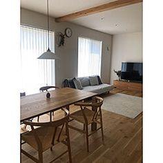 matsu.514さん(Room No. 381218)の部屋のインテリア実例一覧 | RoomClip(ルームクリップ) Office Desk, Matsu, Dining Table, Furniture, Home Decor, Desk Office, Decoration Home, Desk, Room Decor