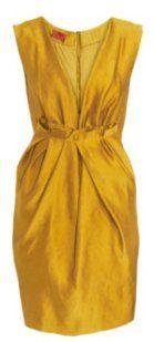 Cómo combinar un vestido color mostaza   Preparar tu boda es facilisimo.com