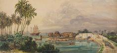 Charles Henry Cazalet   1856, Singapore
