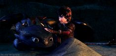RTTE   Hiccup   Toothless