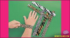 funny slap bracelets photo