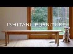 ISHITANI - Making a Bench - YouTube