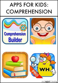 Speech apps for kids with autism or hyperlexia to work on comprehension, WH#8230;