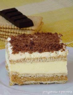 Przyjemność z pieczenia: Ciasto 3 bit