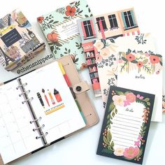 Pretty stationery from Rifle Paper Co. #prettypaper #riflepaperco