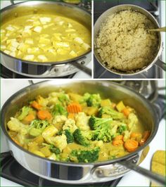 Easy Coconut Curry Recipe