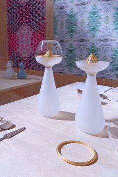 #Fuorisalone 2015  Marin Orange juicer Carafe, design by Belli, Studio for Design Riccardo Belli