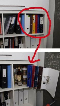 22 Clever Hiding Places To Stash Your Stuff - Life hacks - Dorm Room İdeas Dorm Hacks, Apartment Hacks, Apartment Ideas College, Apartment Interior, Apartment Living, Secret Hiding Places, Diy Casa, Hidden Storage, Secret Storage