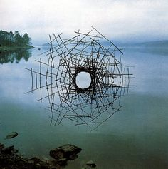 static twigs by andy goldsworthy via kishani perera blog