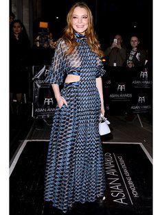 Lindsay Lohan 2016 Asian Awards