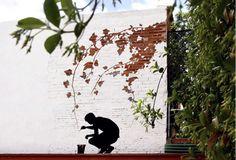 pejac. street art. madrid
