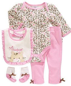 Baby Girl Clothes at Macy's - Baby Girl Clothing - Macy's Follow My Pinterest: @vickileandro