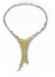 Van Cleef & Arpels - Eiffel Necklace