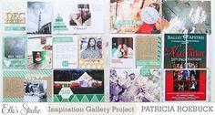 Project Life, Week 49 by Patricia Roebuck for Elle's Studio shopellesstudio.com