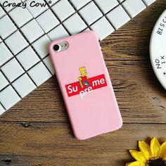 Supreme Phone Cases For iPhone 5 5s Se 6 6s Plus 7 7Plus