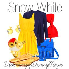 snow white outfit ideas | Snow White outfit ideas