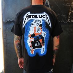 Ride the Lightning T-Shirt - Metallica