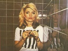 Debbie Harry claims to have regular psychic episodes.   14 Things You Might Not Know About Blondie