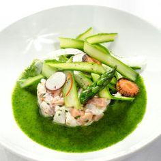 50 recettes aux légumes printaniers